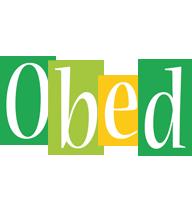 Obed lemonade logo