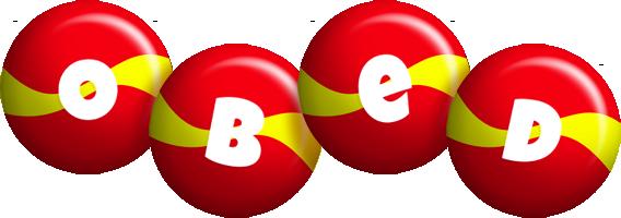 Obed spain logo