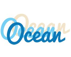 Ocean breeze logo