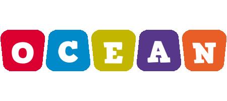 Ocean daycare logo