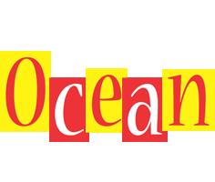 Ocean errors logo