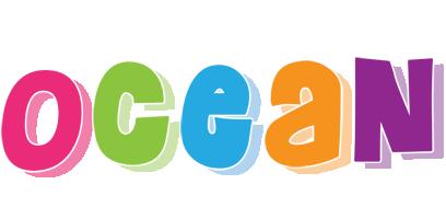 Ocean friday logo