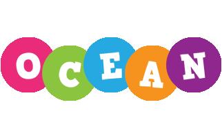 Ocean friends logo