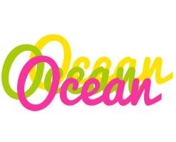 Ocean sweets logo