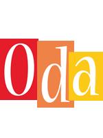 Oda colors logo