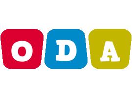 Oda daycare logo