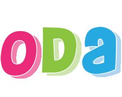 Oda friday logo
