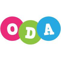 Oda friends logo