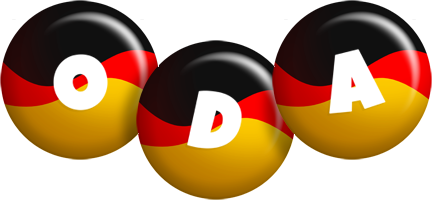 Oda german logo