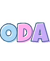 Oda pastel logo
