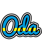 Oda sweden logo