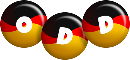 Odd german logo