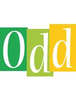 Odd lemonade logo