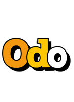 Odo cartoon logo