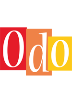 Odo colors logo