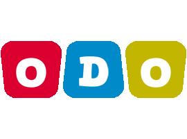 Odo daycare logo