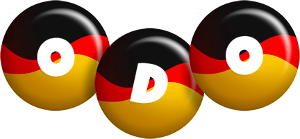 Odo german logo