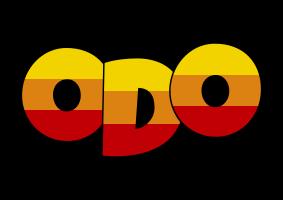 Odo jungle logo