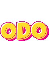 Odo kaboom logo