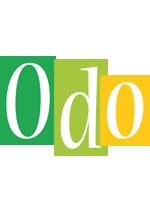 Odo lemonade logo