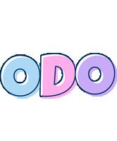 Odo pastel logo