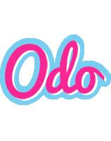 Odo popstar logo