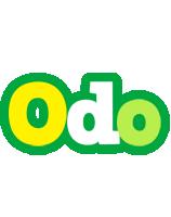 Odo soccer logo