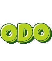 Odo summer logo