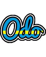 Odo sweden logo