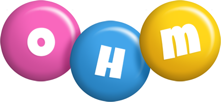 Ohm candy logo