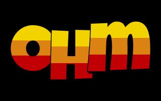 Ohm jungle logo