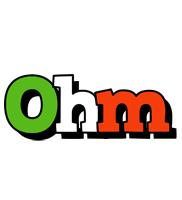 Ohm venezia logo