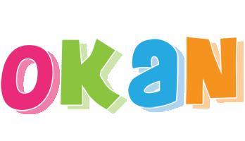 Okan friday logo