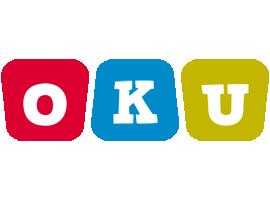 Oku daycare logo