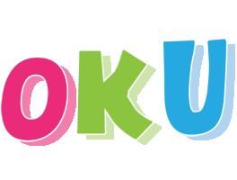 Oku friday logo