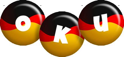 Oku german logo