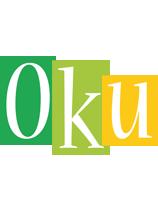 Oku lemonade logo