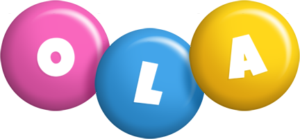 Ola candy logo