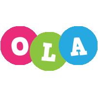Ola friends logo