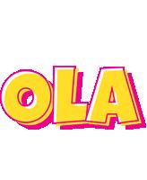 Ola kaboom logo