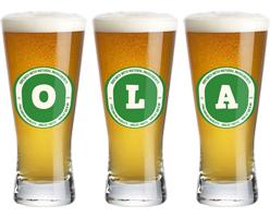 Ola lager logo