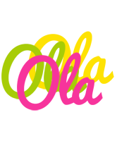 Ola sweets logo