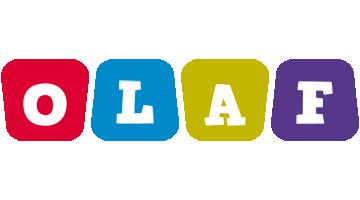 Olaf daycare logo