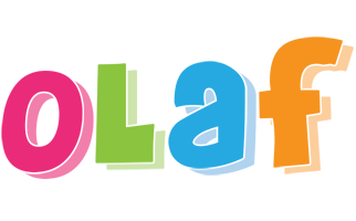 Olaf friday logo