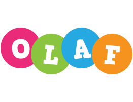 Olaf friends logo