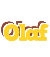 Olaf hotcup logo