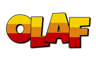 Olaf jungle logo