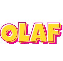 Olaf kaboom logo