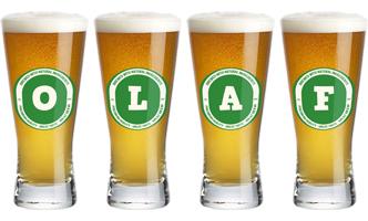 Olaf lager logo