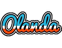 Olanda america logo